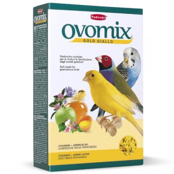 Hrana pentru pasari Ovomix Gold Giallo 300 gr