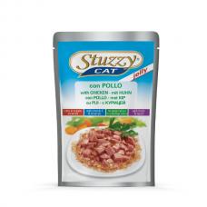 Hrana umeda pentru pisici Stuzzy Pui 100 gr