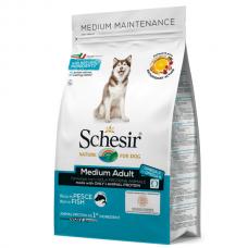 Hrana uscata pentru caini Schesir Medium Adult Monoprotein cu peste 3 kg