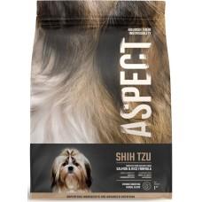 Hrana uscata pentru caini Aspect Shih Tzu cu Somon si Orez 1 kg