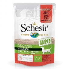 Hrana umeda pentru caini Schesir Bio Vita 85g