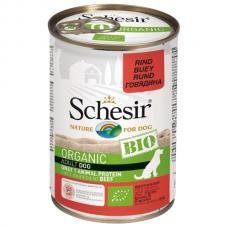 Hrana umeda pentru caini Schesir Bio Vita 400 gr
