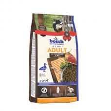 Hrana uscata pentru caini Bosch Adult cu Rata si Orez 15 kg