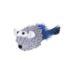 Jucarie pentru pisici Nobby Soricel cu catnip 6 cm