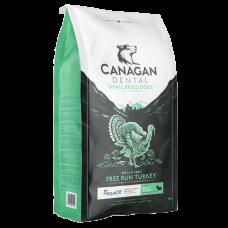 Hrana uscata pentru caini Canagan Grain Free Dental 2 kg