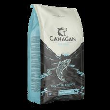 Hrana uscata pentru caini Canagan Grain Free cu somon 2 kg