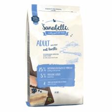 Hrana uscata pentru pisici Sanabelle Adult cu pastrav 2 kg