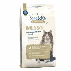 Hrana uscata pentru pisici Sanabelle Hair and Skin 2 kg