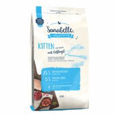 Hrana uscata pentru pisici Sanabelle Kitten 2 kg