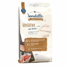Hrana uscata pentru pisici Sanabelle Sensitive cu miel 2 kg