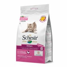 Hrana uscata pentru pisici Schesir Kitten 10 kg