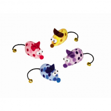 Jucarie pentru pisici Nobby Soarece catnip 6.5 cm