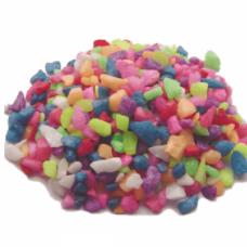 Nisip pentru acvariu Enjoy Multicolor 2-3mm 2 kg CHM-003