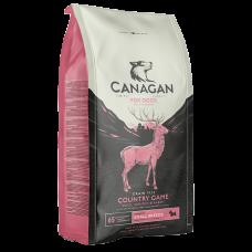 Hrana uscata pentru caini Canagan Grain Free cu vanat 2 kg