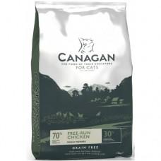 Hrana uscata pentru pisici Canagan cu pui 4 kg