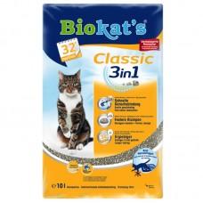 Nisip pentru litiera Biokat's Natural 5 kg
