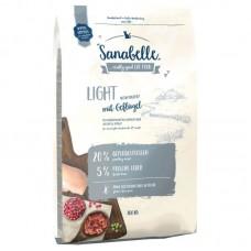 Hrana uscata pentru pisici Sanabelle Light 10 kg