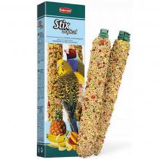 Batoane pentru pasari Padovan Stix Tropical 80 g