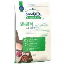 Hrana uscata pentru pisici Sanabelle Sensitive cu pui 10 kg
