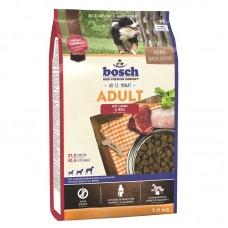 Hrana uscata pentru caini Bosch Adult cu miel si orez 3 kg
