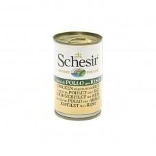 Hrana umeda pentru pisici Schesir Pui-Orez 140gr