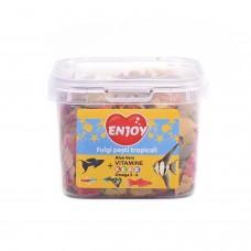 Enjoy Fulgi Pesti Tropicali 26 gr / 225 ml