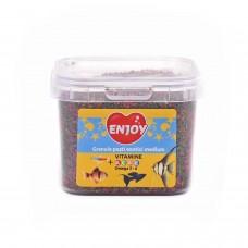 Hrana pentru pesti exotici medium Enjoy 98 g