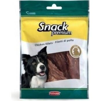 Recompense pentru caini Snack Premium Chicken Filets 100g