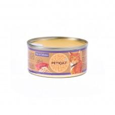 Petkult Cat Ton cu Calamar 80 gr