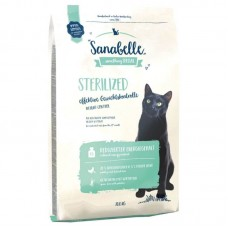 Hrana uscata pentru pisici Sanabelle Sterilised 10 kg