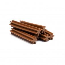 Recompense pentru caini Enjoy Denta Verdura Small Sticks Brown 35 bucati