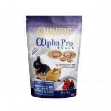Cunipic Alpha Pro Snack cu Fructe de Padure