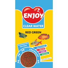 Hrana pentru Pesti Enjoy Red Green Granule 250ml