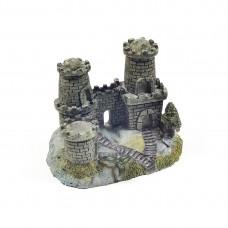 Decor pentru Acvariu Enjoy Castel Medieval 13x8x10cm