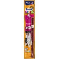 Recompensa pentru caini Vitakraft baton cu burta de vita 12 g