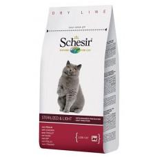 Hrana uscata pentru pisici Schesir Sterilised 400 g