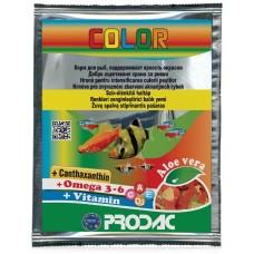 Hrana pentru pesti Prodac Color 12 g