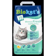 Nisip pentru litiera Biokat's Fresh 5 kg