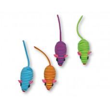 Jucarie pentru Pisici Croci Soricel din Nylon 5 cm