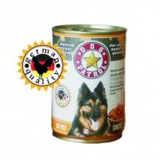 Hrana umeda pentru caini Dog Patrol cu pui 1250 g