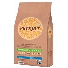 Hrana uscata pentru caini Petkult Sensitive Maxi Adult cu miel si orez 2 kg