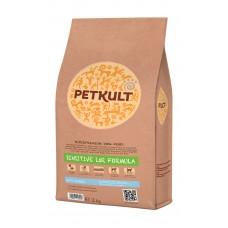 Hrana uscata pentru caini Petkult Sensitive Maxi Junior cu miel si orez 2 kg