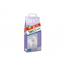 Nisip pentru litiera Sanicat Superplus Promo 10 L+2 L Gratuit