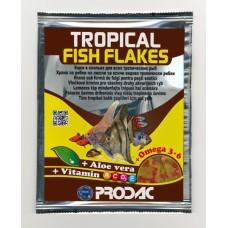 Hrana pentru pesti Prodac Tropical Fish Flakes 12 g