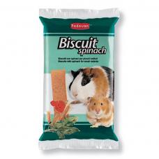 Biscuiti cu spanac pentru rozatoare Padovan 30 g