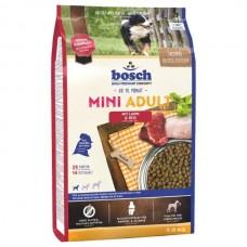Hrana uscata pentru caini Bosch Mini Adult cu miel si orez 3 kg