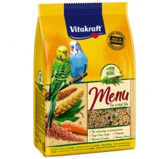 Hrana pentru perusi Vitakraft Premium Meniu 500G