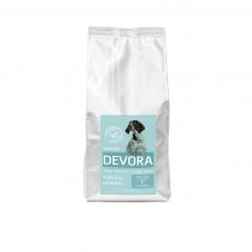 Hrana uscata pentru caini Devora Grain Free Starter cu curcan, hering si mazare 7.5 kg