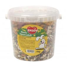 Hrana pentru iepuri Enjoy Meniu Adult 1 kg