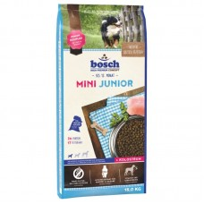 Hrana uscata pentru caini Bosch Mini Junior 15 kg